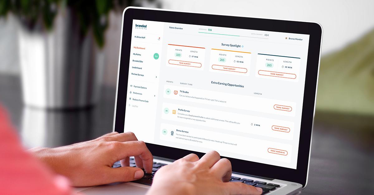 Make money with Branded Surveys | Branded Surveys